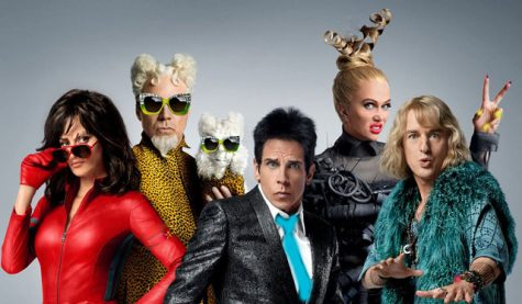 Spot the Differences- Zoolander 2