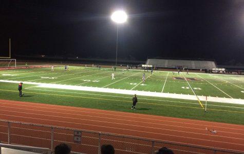 Girls soccer falls in season opener