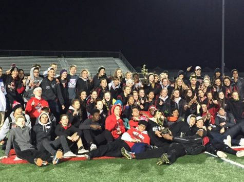 Boys and girls track claim county titles