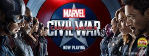"""Captain America: Civil War"" provides many twists and turns (Courtesy of /www.facebook.com/CaptainAmerica/photos)."