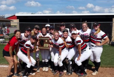 Huntley Softball Concludes the Season after Sectional Loss