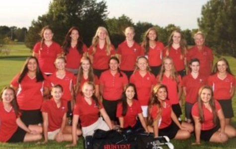 Girls Golf Defeats Prairie Ridge
