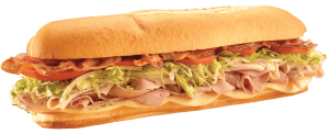A Turkey and Provolone Sub from Jersey Mike's (Courtesy of jerseymikes.com)