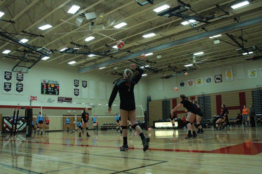 Fall Varsity Volleyball Tournament