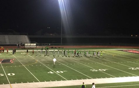 Varsity boys soccer defeats McHenry on Senior Night