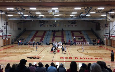 Huntley girls basketball trample the Trojans
