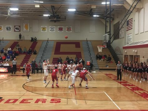 Huntley boys basketball stops the charge, defeats Dundee-Crown at home