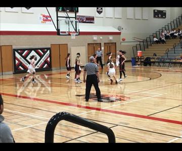 Huntley girls basketball wounds the Warriors