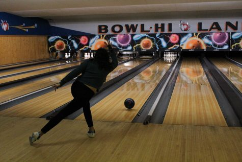 Girls Bowling Practice Photo Gallery