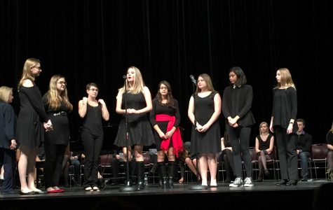 Huntley choir kids compete at IHSA Solo and Ensemble Contest