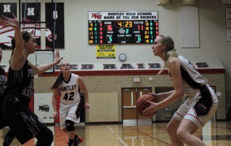 Huntley Girls Basketball v. Prairie Ridge 2017