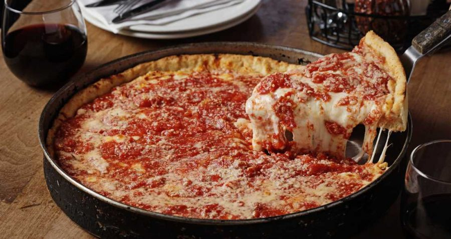 best deep dish pizza in chicago 2020