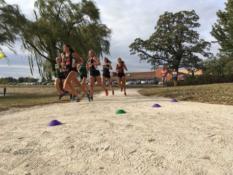 Girls Varsity Cross Country Earns Another Well-Deserved Win