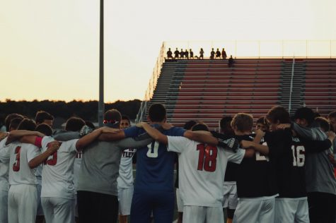 Huntley boys soccer hold heads high despite disappointing end to season