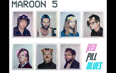 Maroon 5's new album certainly does not give you the 'blues'