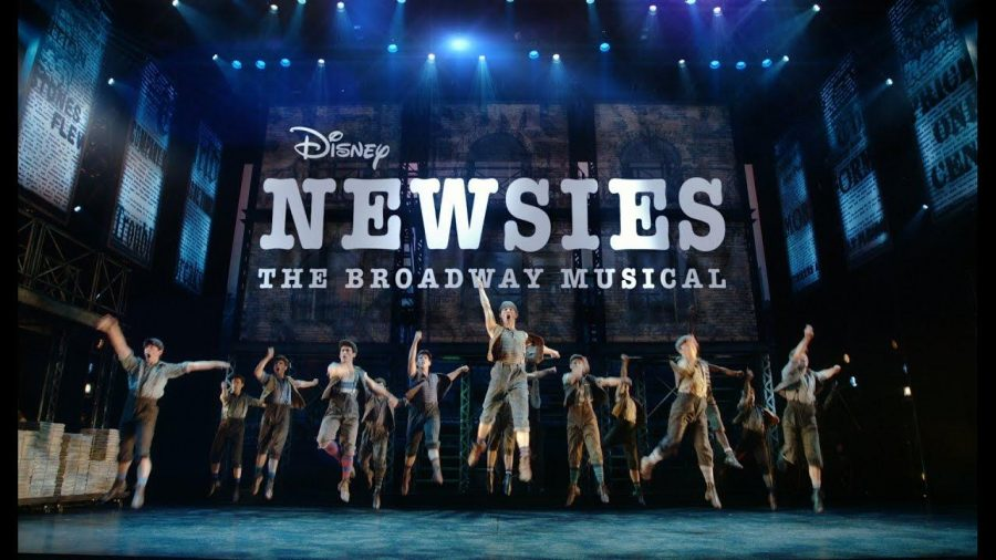 Newsies Seize The Day