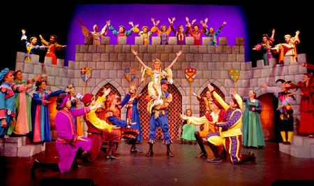 Once Upon A Mattress: musical coming to the HHS theater soon!