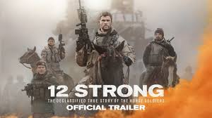"""""""12 Strong"""" does not show strong"""