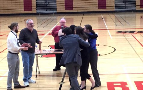 Huntley takes second at IHSA Speech Sectional