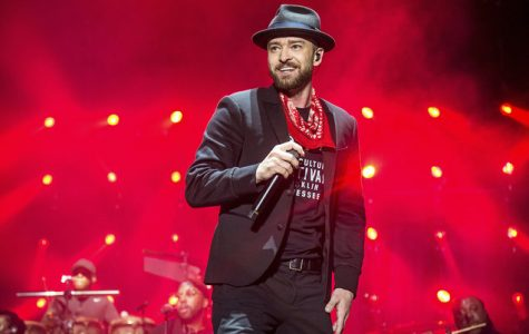 Timberlake is topping charts and taking names