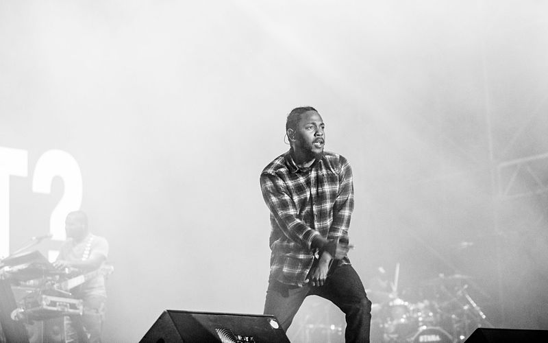 """Kendrick Lamar continues to make history with the release of """"Black Panther: The Album"""""""