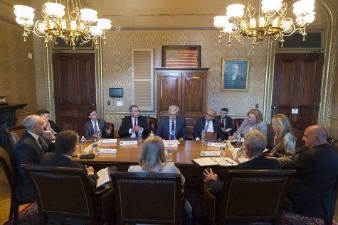 Chris Liddell takes on Trump's White House, again