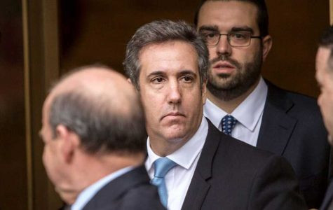 Michael Cohen: Trapped in the Eye of the Storm(y)