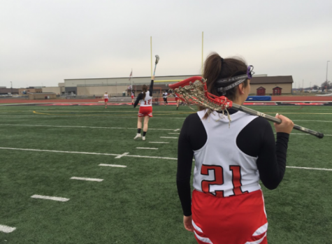 Girls Lacrosse Takes a Hard Hit