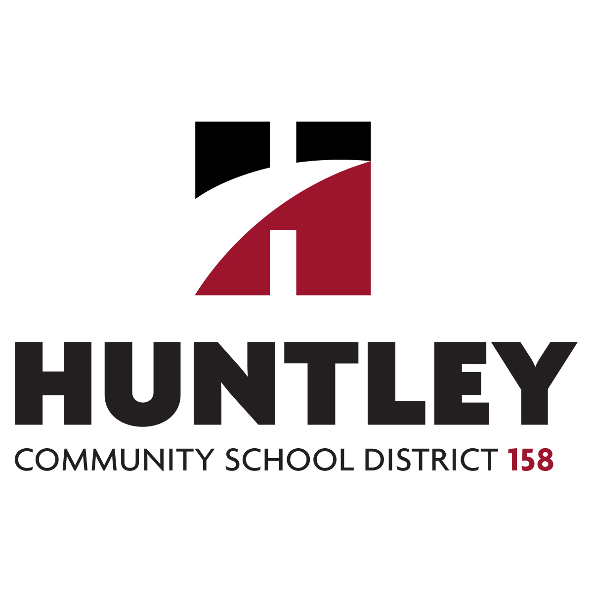 Logo courtesy of District 158's website