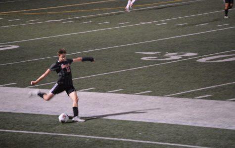 HHS Boys Soccer loses to Prairie Ridge