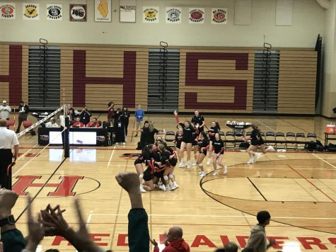 The Red Raiders' Volleyball Team Extends Their Win Streak