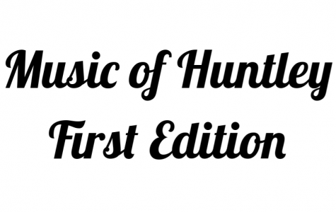 Music of Huntley - First Edition