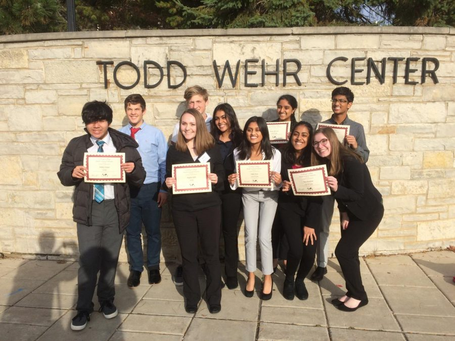 Making+the+Difference%3A+A+Successful+First+Conference+for+HHS%27s+Model+UN