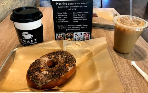 Craft Donuts + Coffee Provide Delicacies