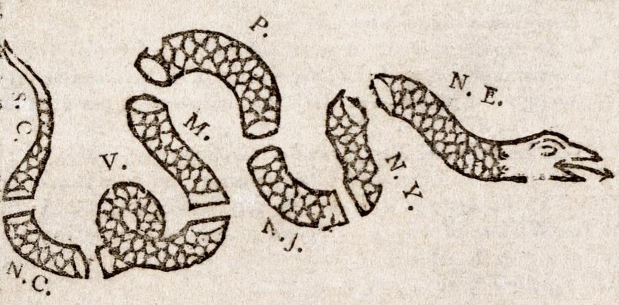 Image of Benjamin Franklin's