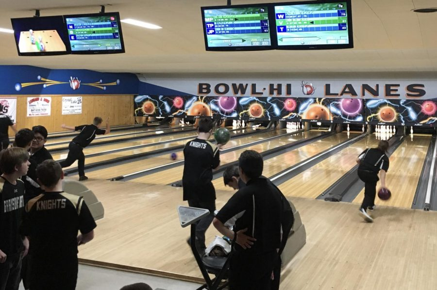 Boys Bowling Triumphs Over Grayslake North