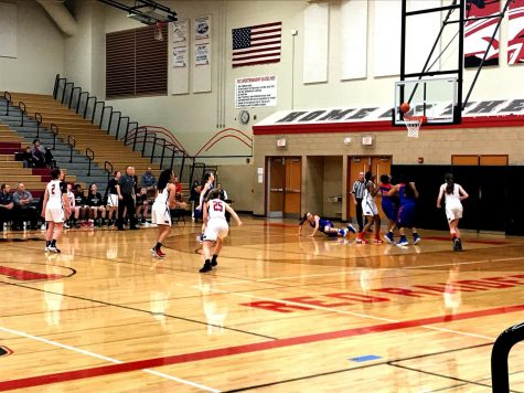 Huntley Girls Basketball Competes Against Dundee-Crown Chargers