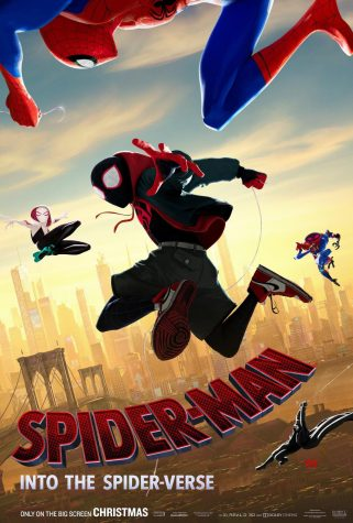"""""""Spider-Man: Into the Spider-Verse"""" Album Swings in with Revolutionary Music"""