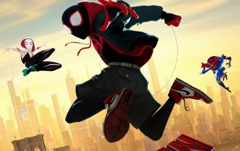 """Spider-Man: Into the Spider-Verse"" Album Swings in with Revolutionary Music"