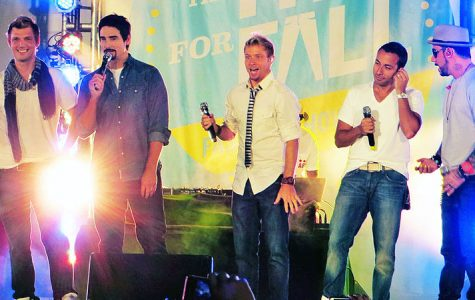 The Backstreet Boys are 'back' and better than ever