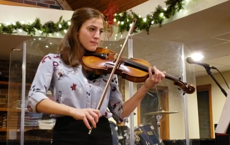 Feeling the Music: Sophomore Mollie Paeth Expresses her Talent Through HHS Orchestra
