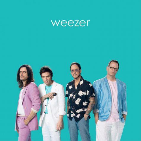 """Weezer Releases """"Weezer (Teal Album)"""""""