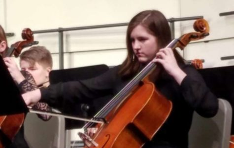 The Art of Music: Peyton Siegler shares her story in how music has changed her