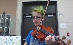 Violin propels Caden Rasmussen into his future