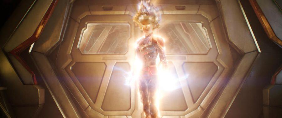 "Superhero Revolution: Marvel has its first female-led lead in outstanding film ""Captain Marvel"""