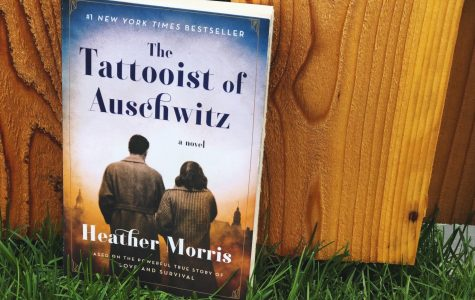 """The Tattooist of Auschwitz"" tells a heart-wrenching story of hope, love"