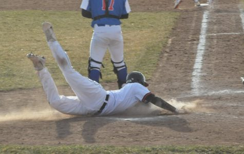 Varsity Baseball Photographs, 4.2.19 by Sydney Laput