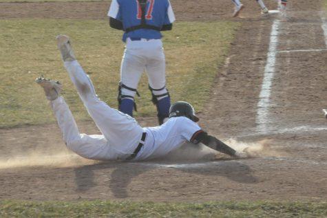 Varsity Baseball Photographs, 4.2.19 by Sydney Laput