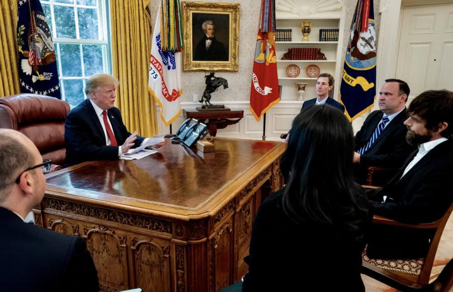 Trump, Twitter, and Jack Dorsey