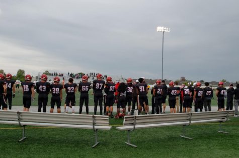 Raiders bring the lightning and thunder against Crystal Lake South